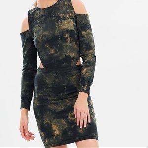 DOLLS KILL | Nana Judy Birch Tie Dye Cutout Dress